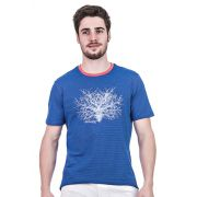 Camiseta Masculina Hifen Estampa Exclusiva em Silk