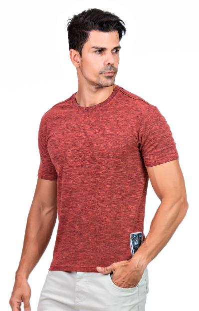 Camiseta Básica Masculina Hifen