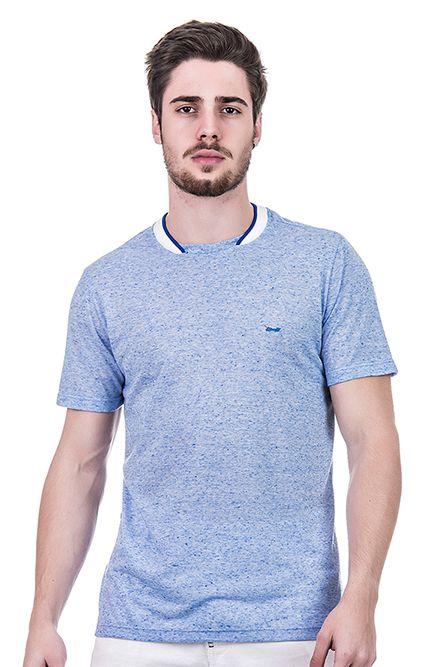 Camiseta Masculina Hifen em Tecido Reciclado Eco Nature