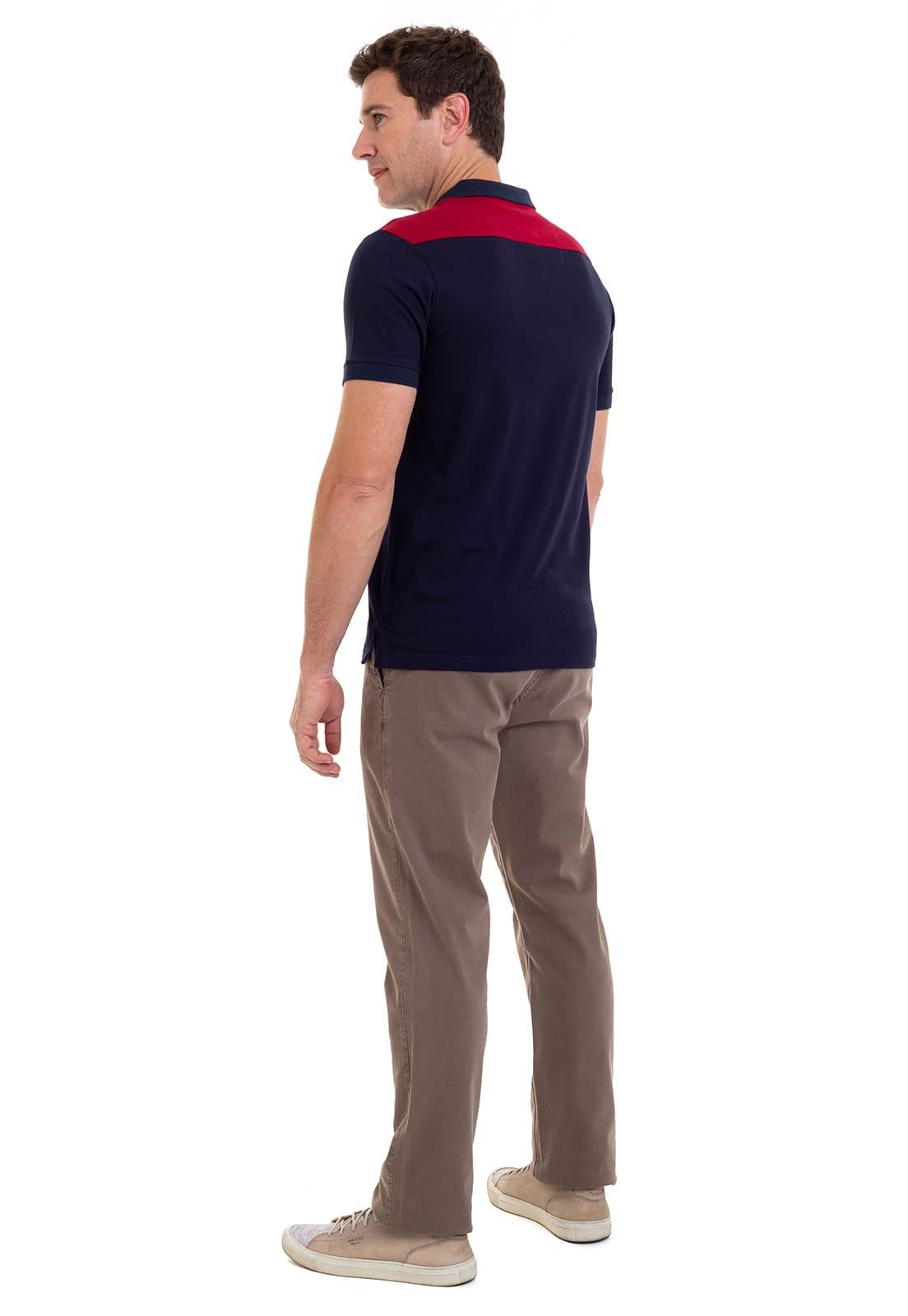 Camiseta  Hifen em Malha Premium