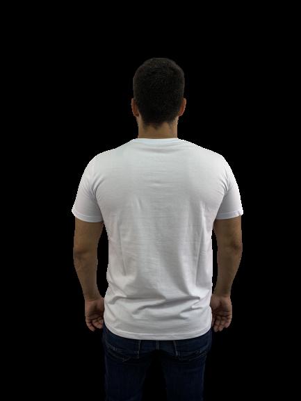 Camiseta Masculina 100% Algodão Super Premium Com Silk