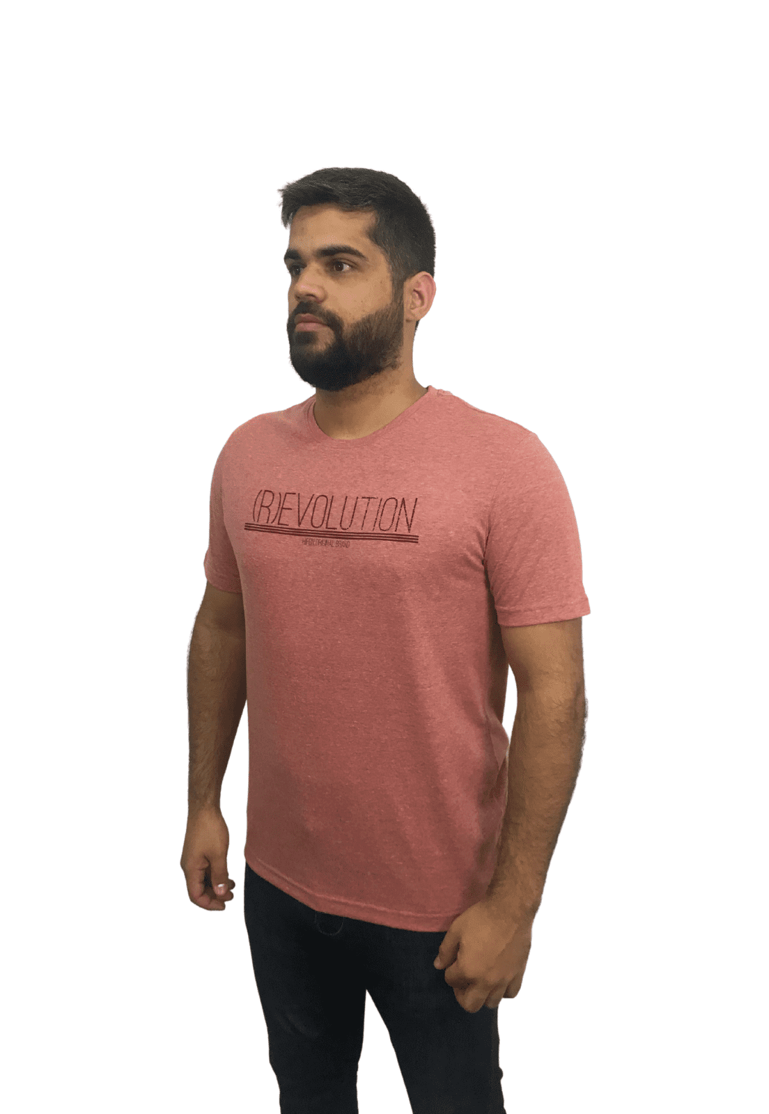 Camiseta Masculina Com Silk