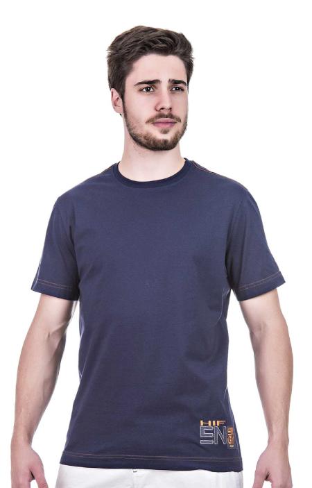 Camiseta Masculina Hifen Básica 100% Algodão