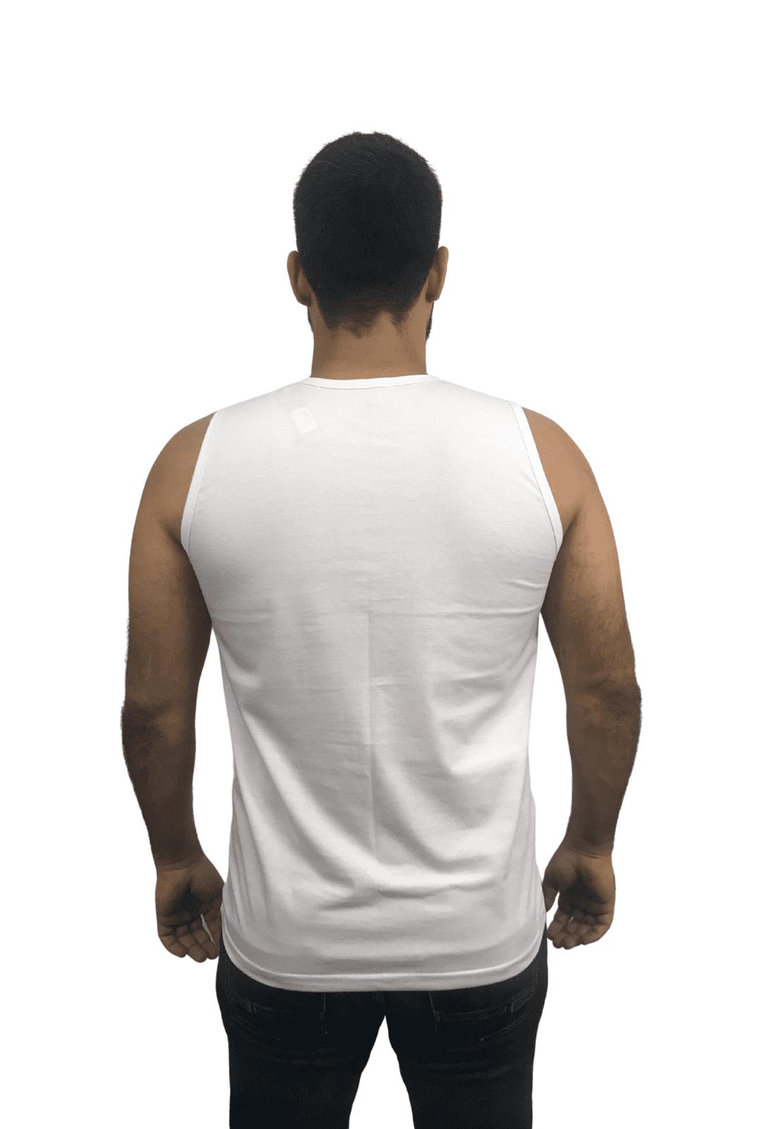 Camiseta Masculina Regata Hifen