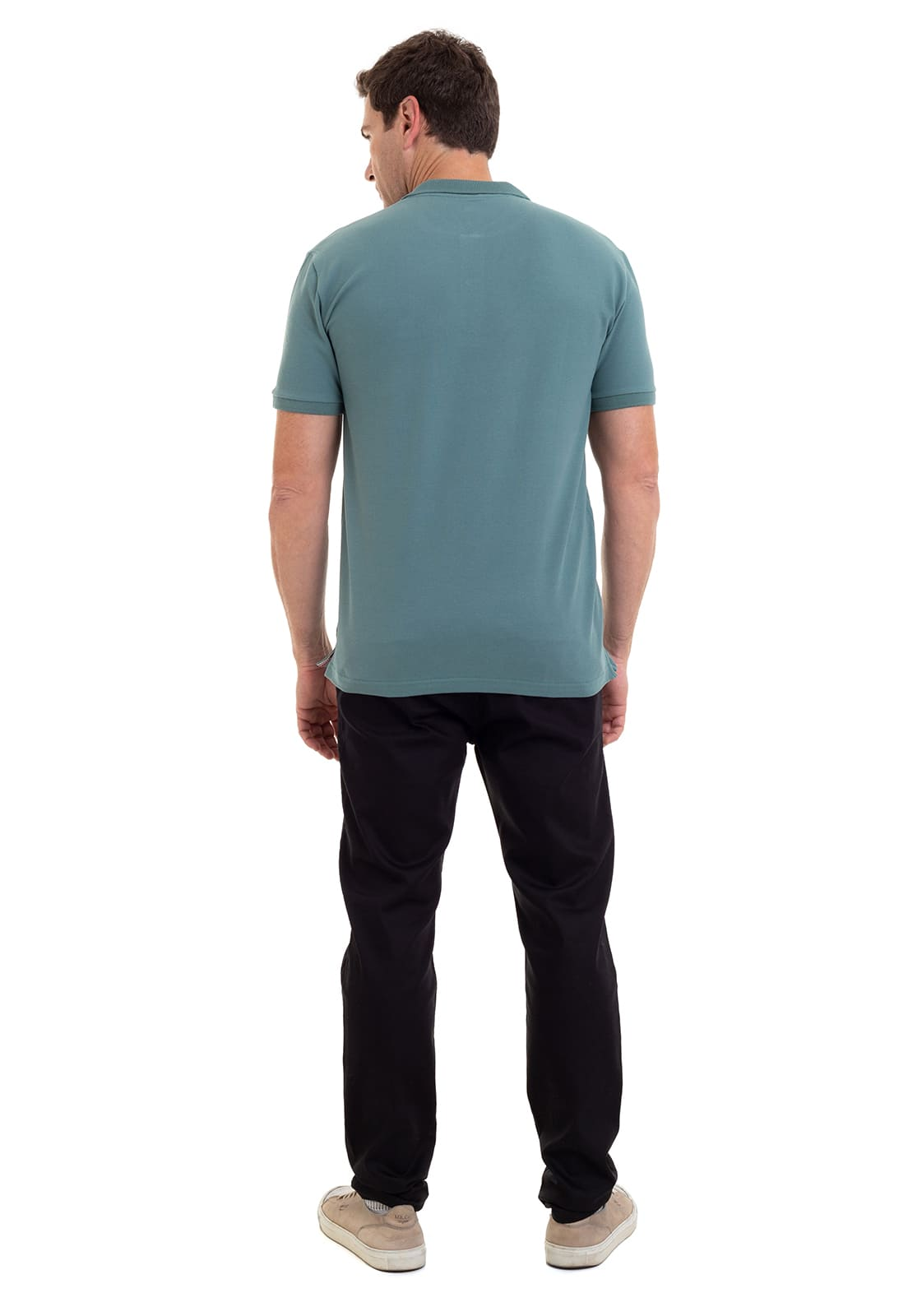 Camiseta Polo Hifen Diferenciada