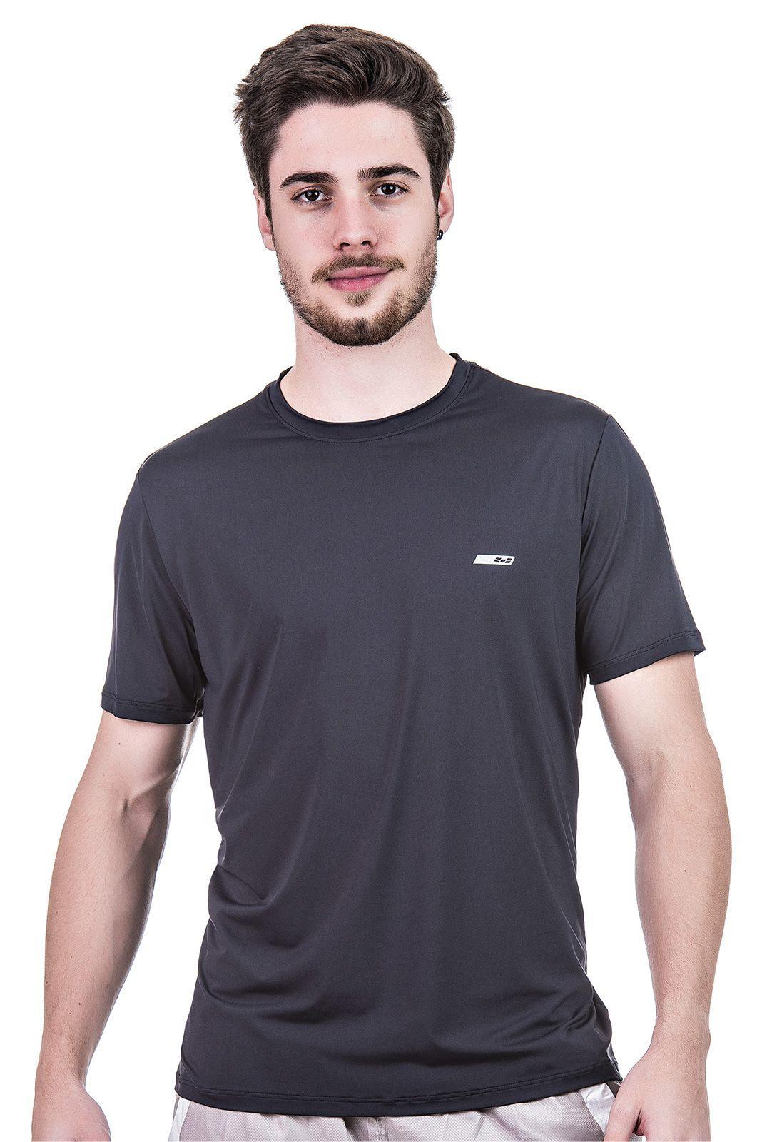 413481b8fbdf4c Camiseta Masculina Hifen com Proteção Solar UV 50+ - Manga Curta - Linha Dry  Fit