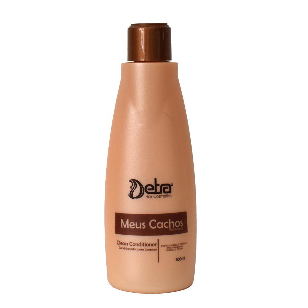 Condicionador para Cabelos Cacheados Meus Cachos Detra Hair 500ml