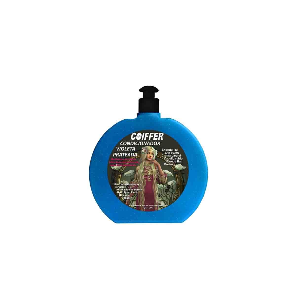 Condicionador para Cabelos  Violeta Prateada Coiffer 300ml