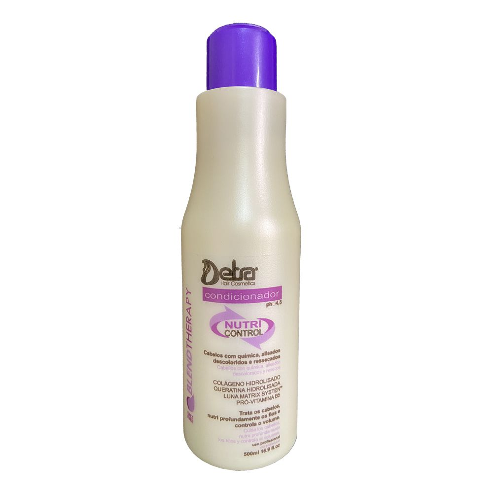Detra Hair  Condicionador Nutri control 500ml