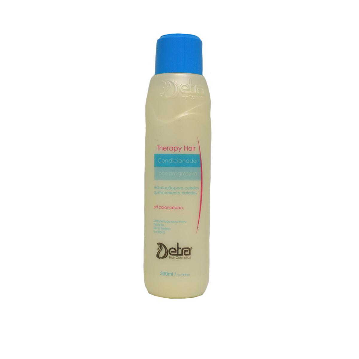 Detra Hair Cosmeticos Shampoo Therapy Hair Pós Progressiva 300ml