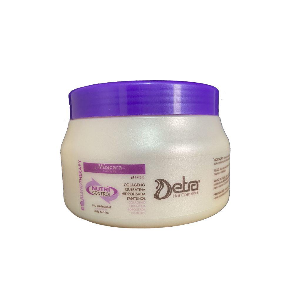 Detra Hair Mascara de Nutrição Nutri Control 400gr
