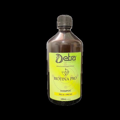 Detra Shampoo Biotina Pro 500ml