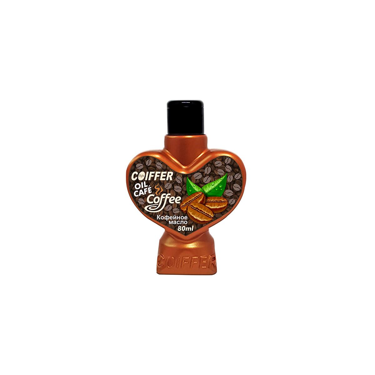 Finalizador Capilar Oil Coffee  Coiffer 80ml
