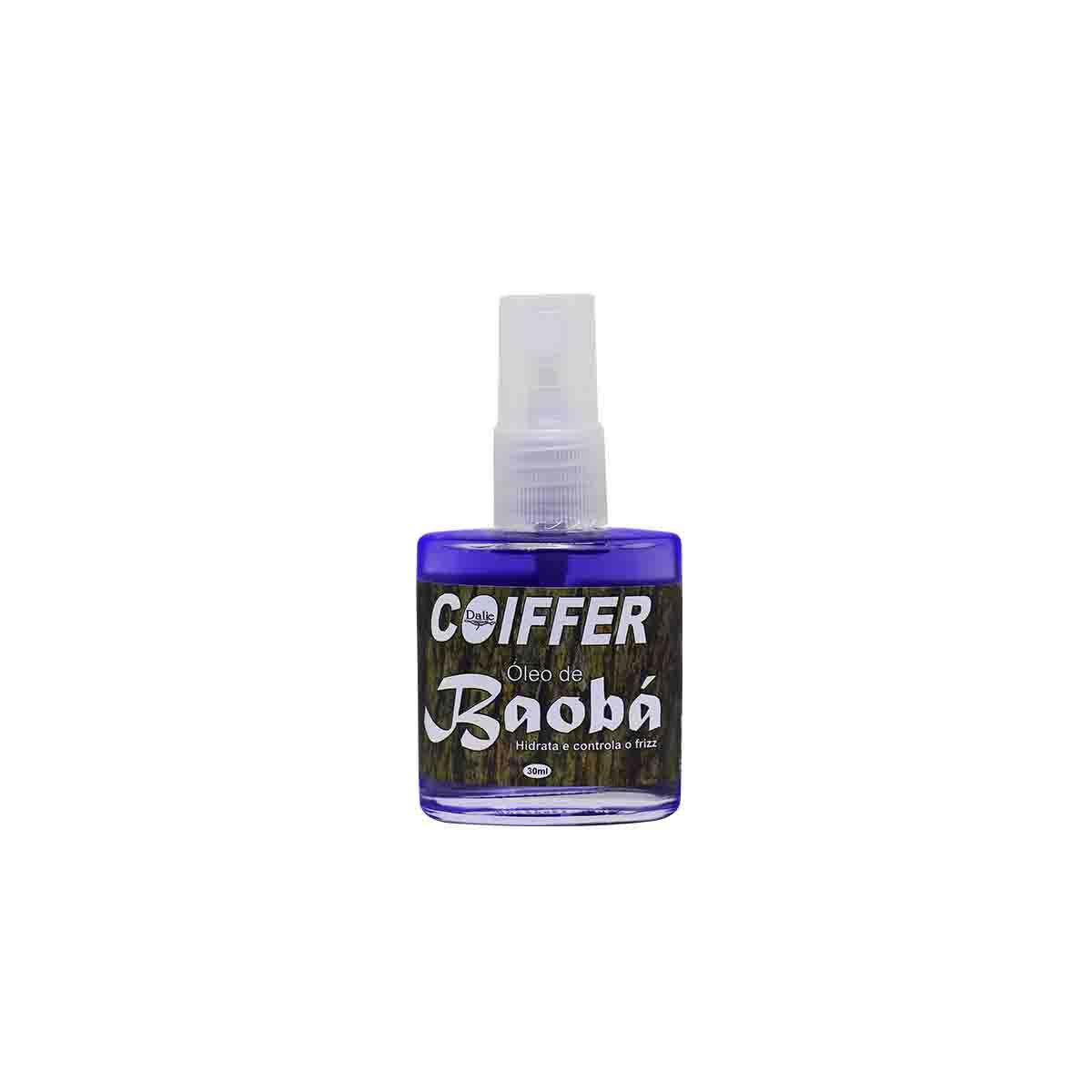 Finalizador Capilar Oleo de Baoba Coiffer 80ml