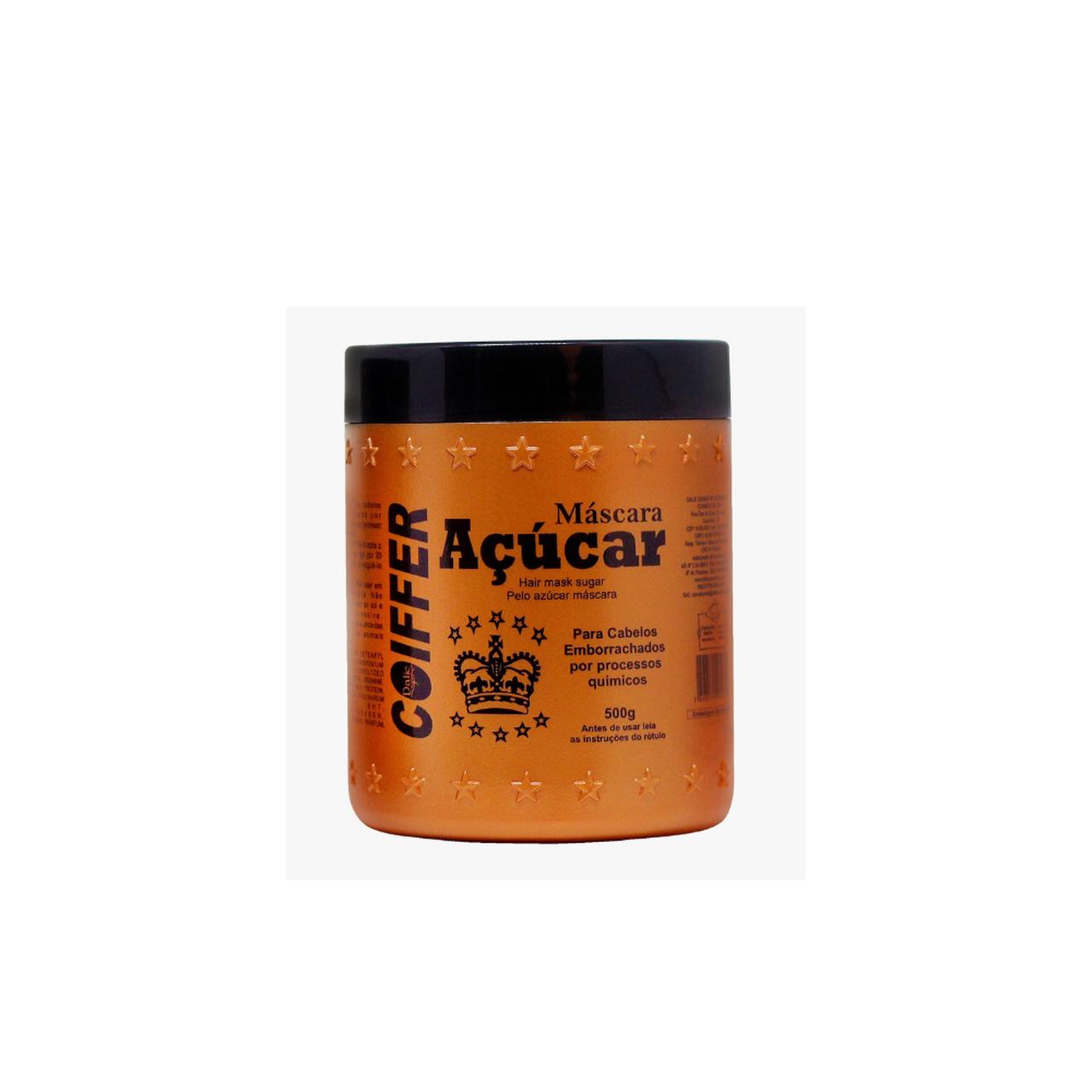 Hidratação Capilar de Açucar Coiffer 500g