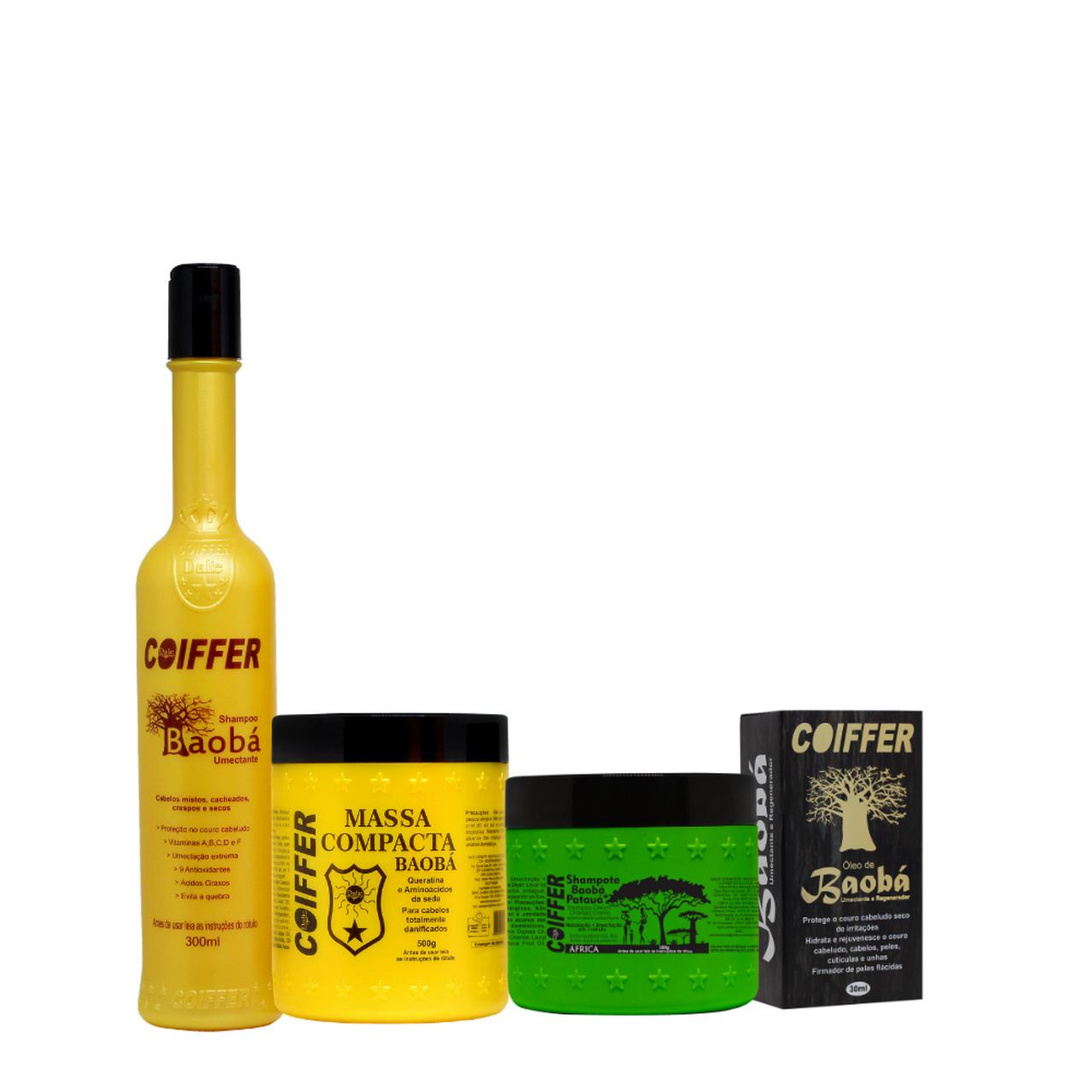 Kit Baoba Coiffer