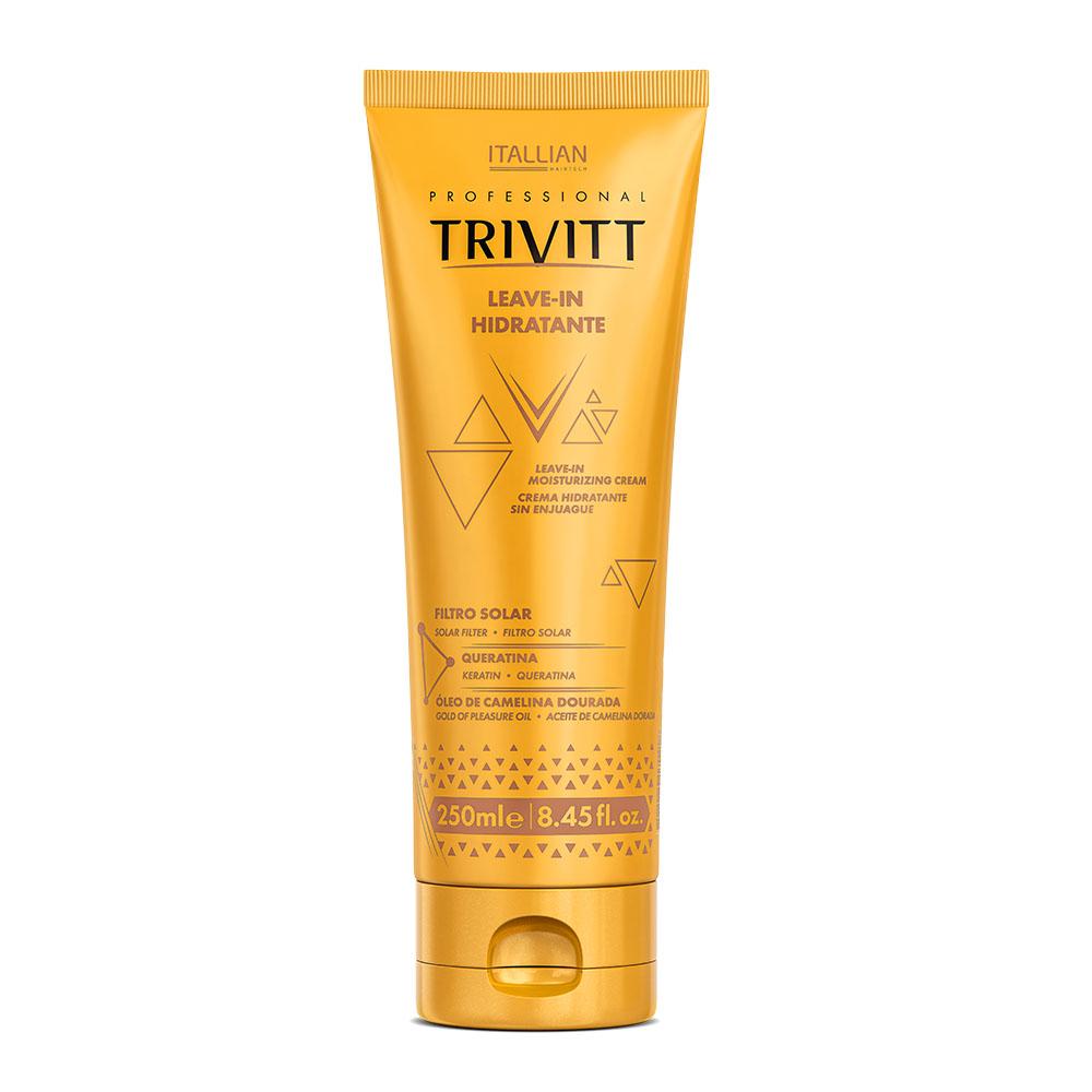Leave In Hidratante  Para Cabelos Trivitt 250ml