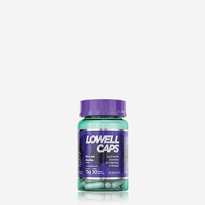 Lowell Caps 15 g