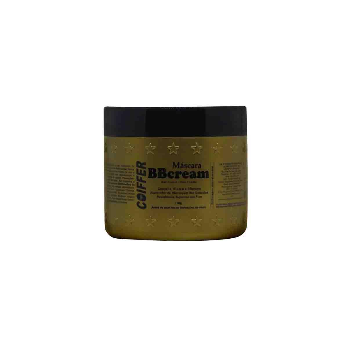 Máscara Capilar  BB Cream Coiffer 350g