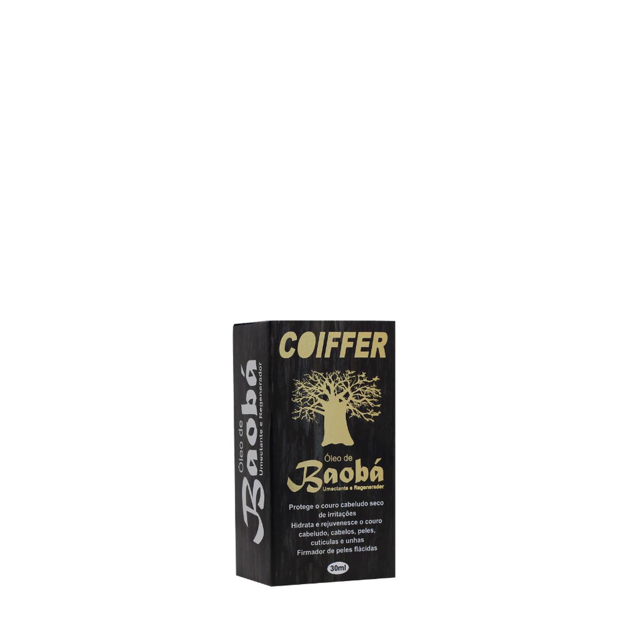 Oleo de Baoba Coiffer
