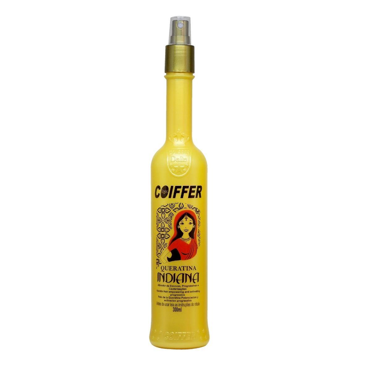 Queratina Capilar Indiana Coiffer 300ml