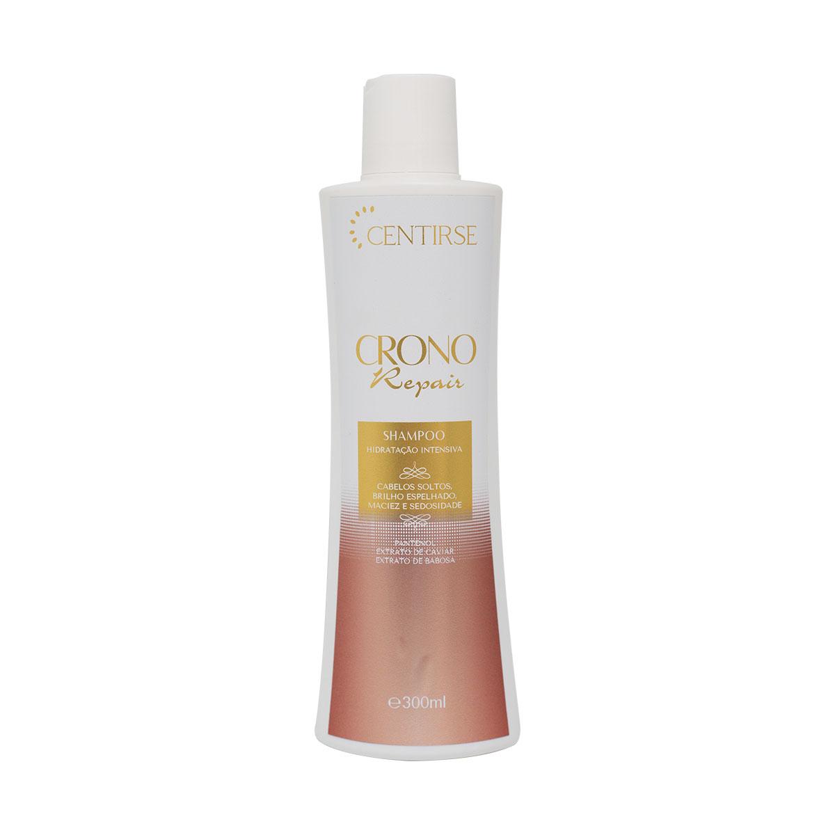 Shampoo para Cabelos  Crono Repair Centirse 300ml