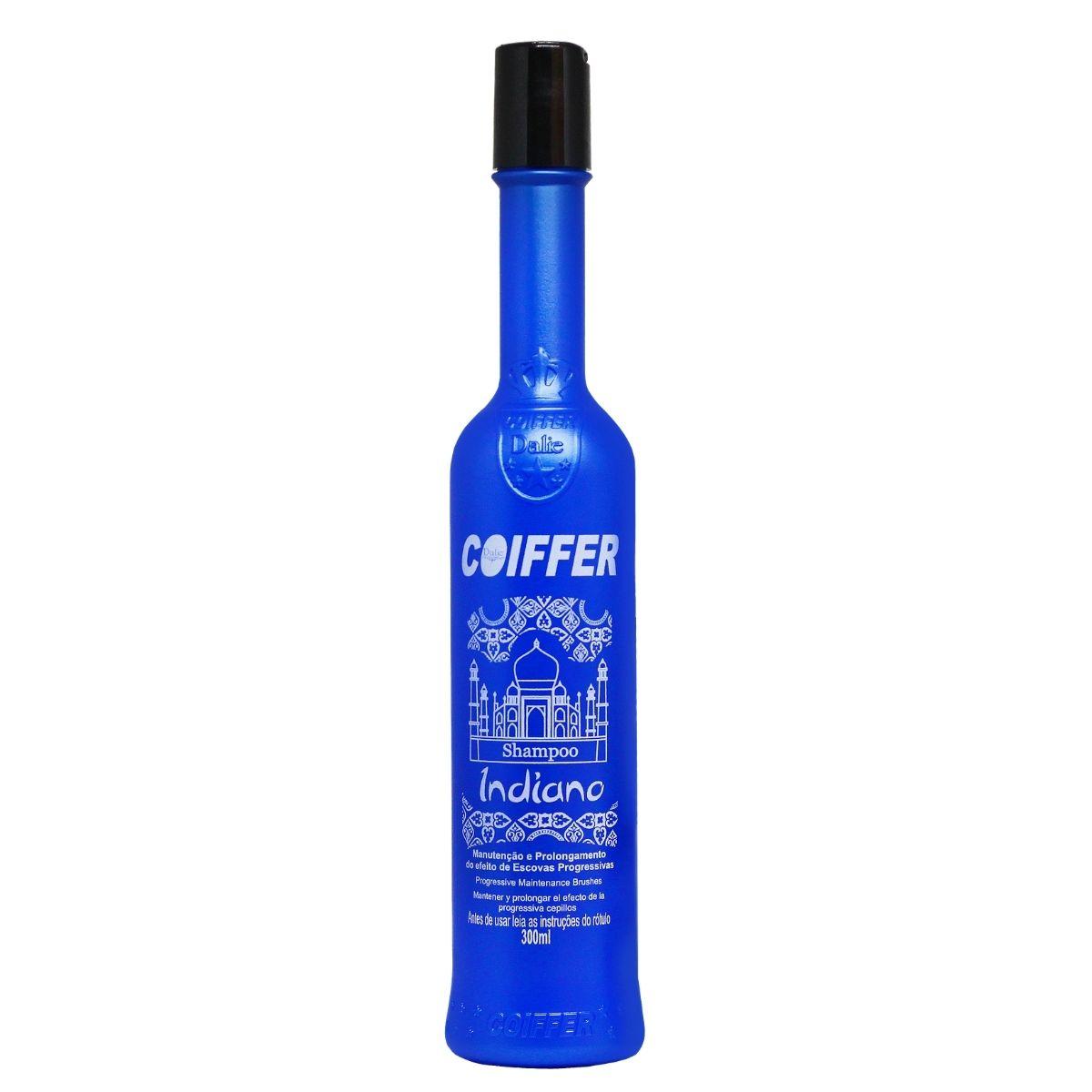 Shampoo para Cabelos Indiano Coiffer 300ml
