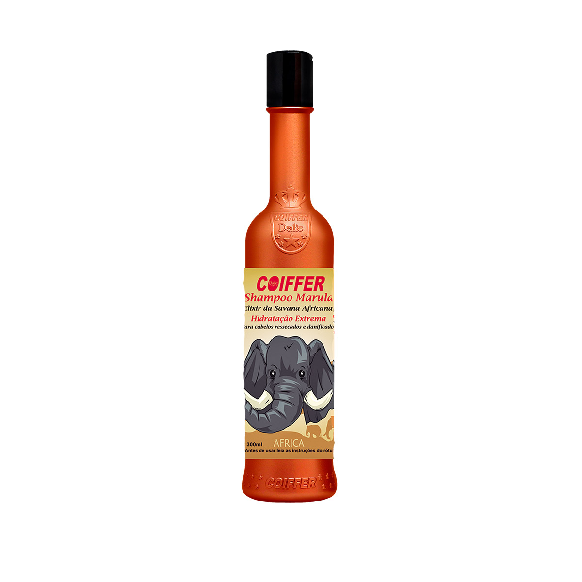 Shampoo Marula Elixir da Savana Coiffer 300ml
