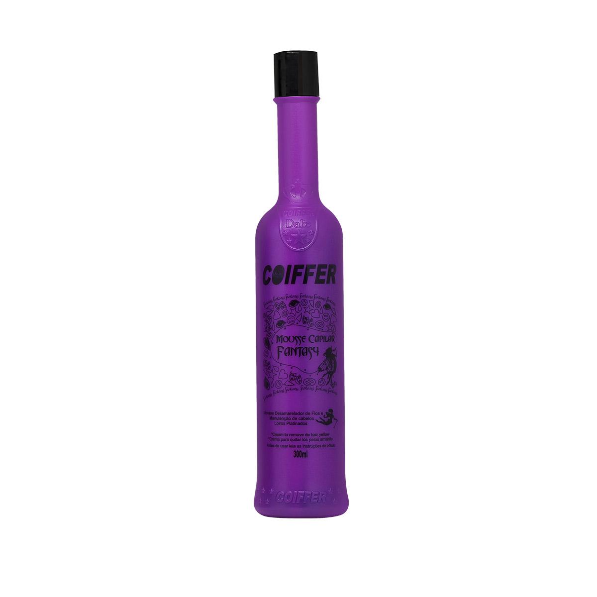 Shampoo Matizador para Cabelos  Fantasy Coiffer 300ml