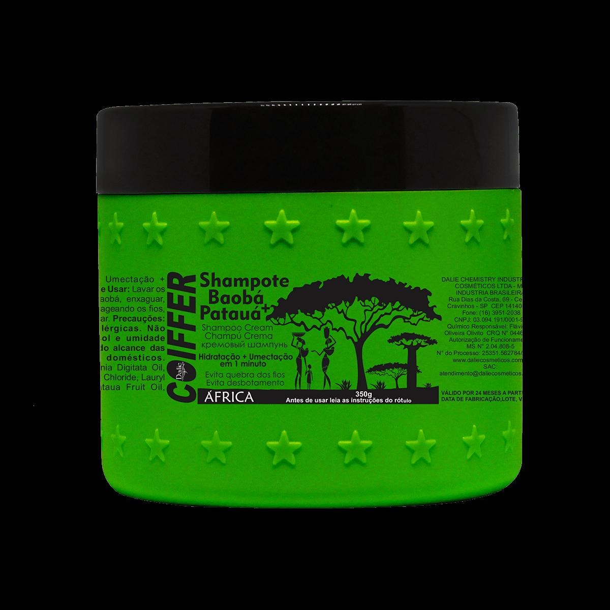 Shampoo Shampote Baoba Coiffer 350gr