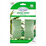 Fertilizante em Bastonetes Para Plantas Verdes 35g Vithal