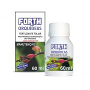 ‹ › Fertilizante Adubo Líquido Foliar Forth Orquídeas Manutenção 60ml