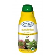 Fertilizante Líquido Para Suculentas 250ml Vithal