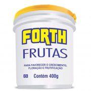 Kit Completo de Fertilizantes para Frutas Forth 400g
