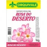 Substrato Especial Para Rosa do Deserto 1 kg - Orquivale