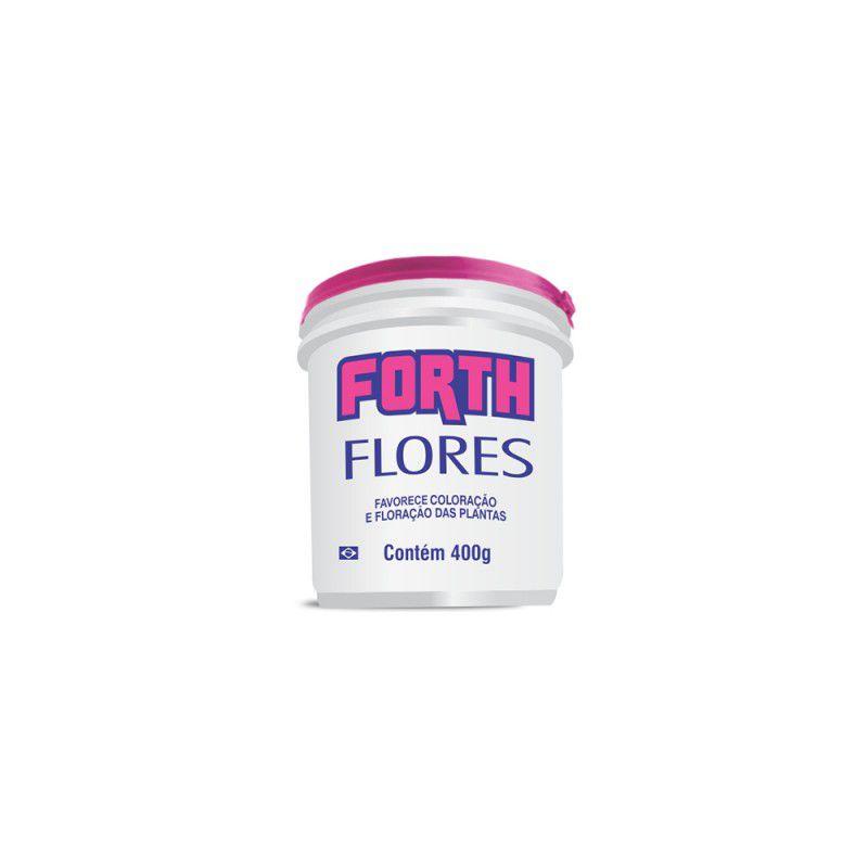 Fertilizante Adubo Farelado Forth Flores - 400g