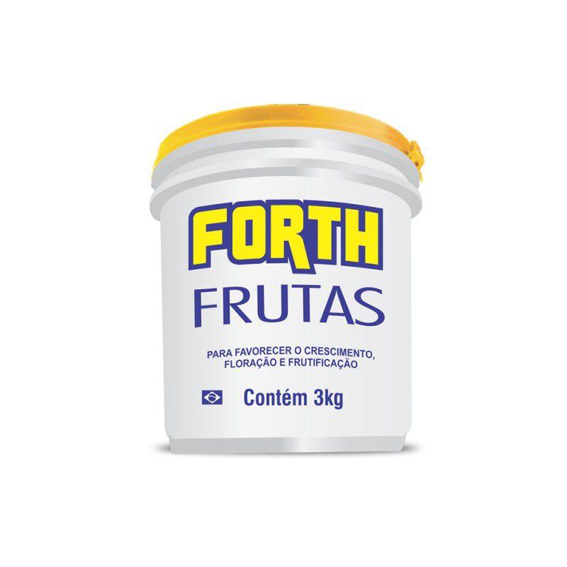 Fertilizante para Frutas Forth 3kg