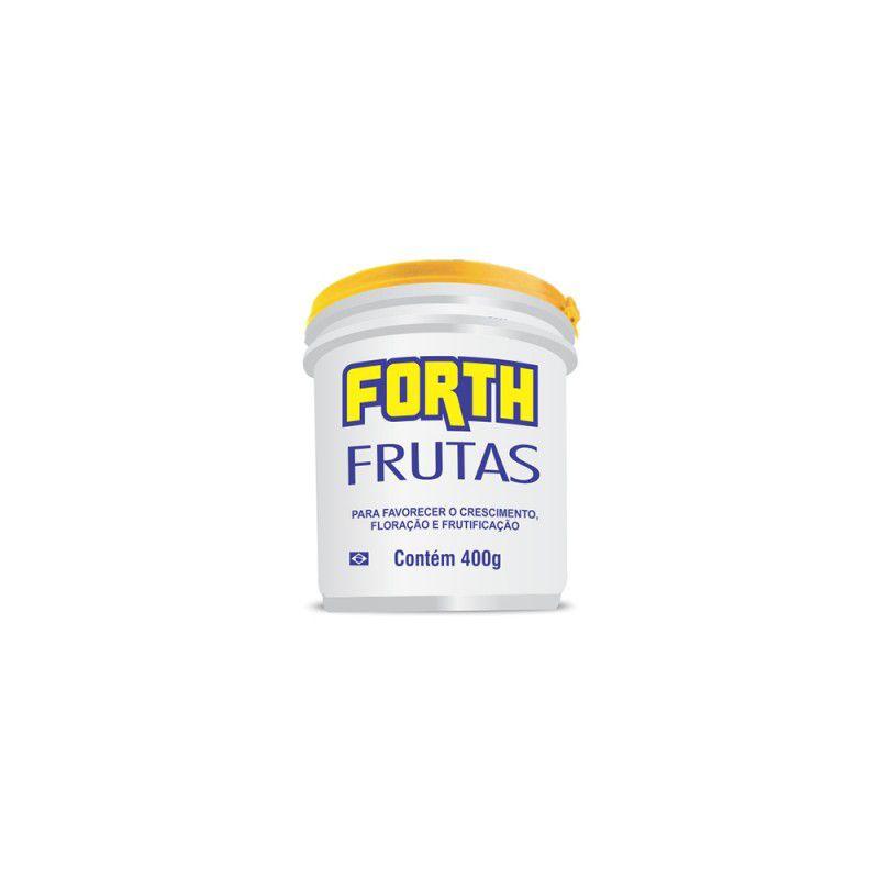 Fertilizante Adubo Farelado Forth Frutas - 400g