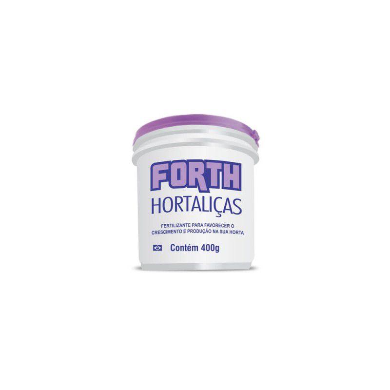Fertilizante Adubo Farelado Forth Hortaliças - 400g