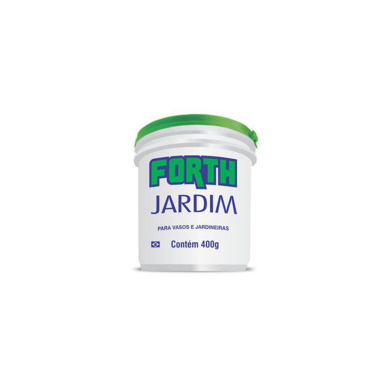 Fertilizante Adubo Farelado Forth Jardim - 400g