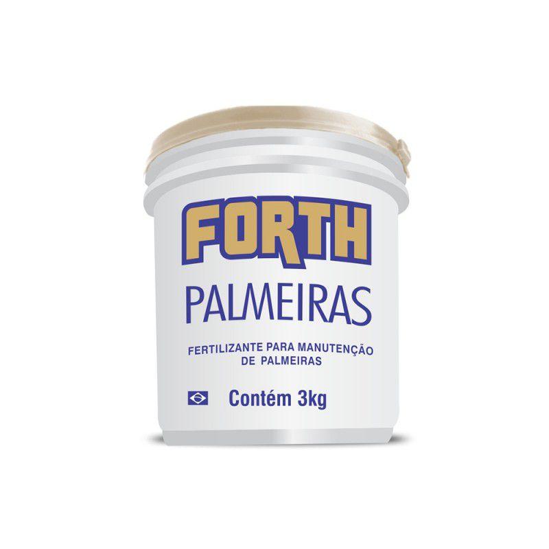 Fertilizante para Palmeiras Forth 3kg