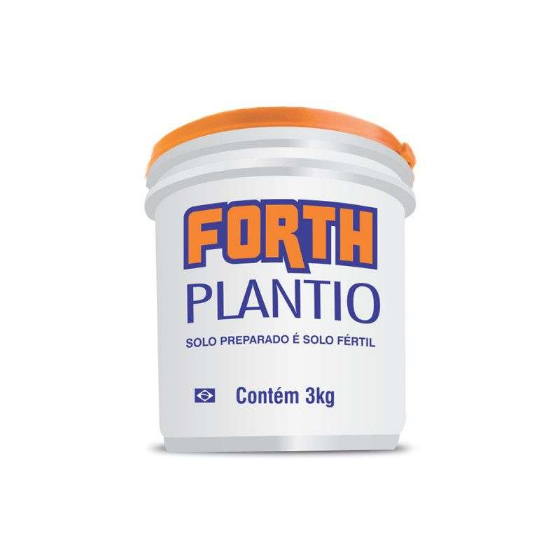Fertilizante para Plantio Forth 3kg