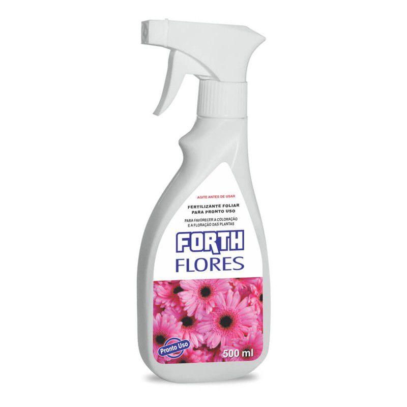 Fertilizante Líquido Foliar Forth Flores - Pronto Uso