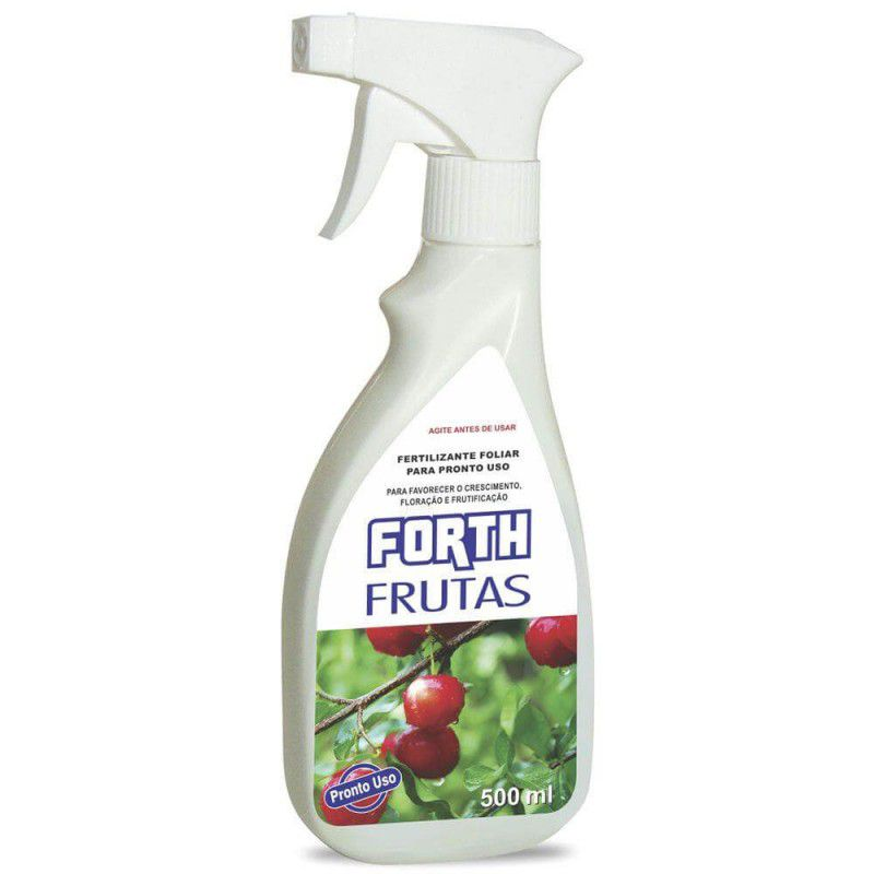 Fertilizante Líquido Foliar Forth Frutas - Pronto Uso