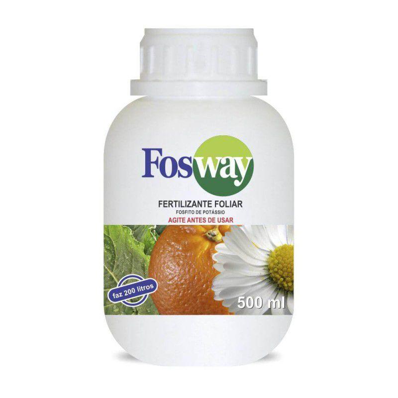Fertilizante Líquido Foliar Fosfito de Potássio - 500ml