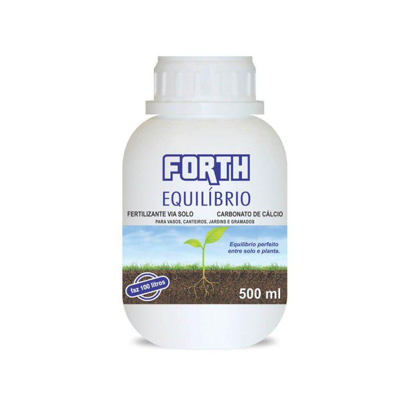 Fertilizante Adubo Líquido Forth Equilíbrio 500ml
