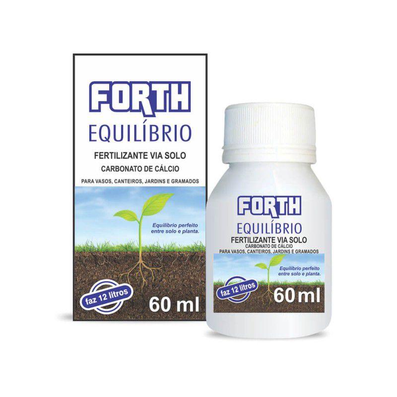 Fertilizante Adubo Líquido Forth Equilíbrio 60ml