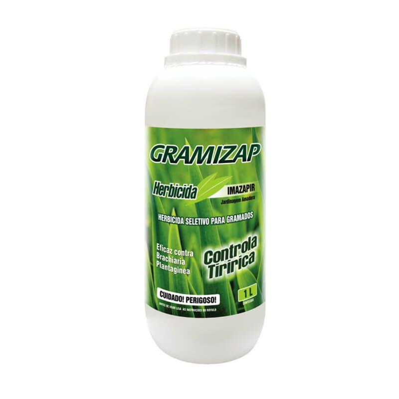 Herbicida Mata Tiririca Gramizap Imazapir 1L