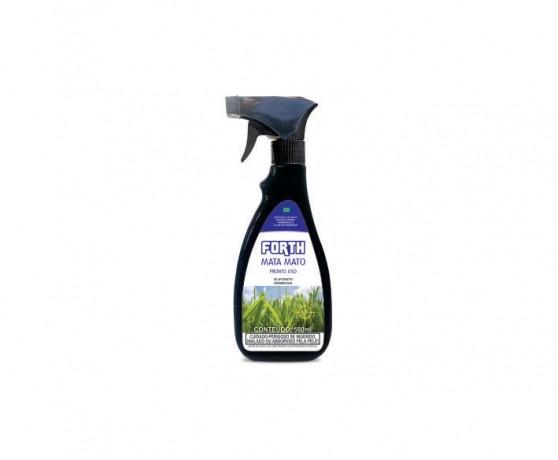 Herbicida Não Seletivo Foth Mata Mato 500ml Pronto Uso