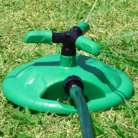 Irrigador Giratório Com Base - Trapp